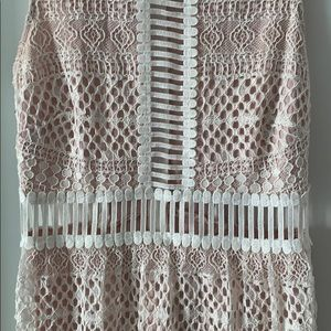 ASOS Dresses - ASOS white lace dress